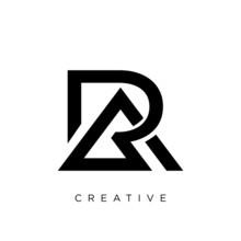 Ra Or Ar Logo Design Vector Icon
