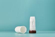 Inhaler For Asthma. Asthmatic ...