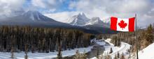 Banff National Park, Alberta, ...