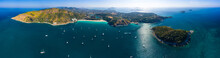Aerial Panorama Of Phuket Isla...