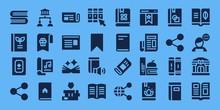 Modern Simple Set Of Publish V...