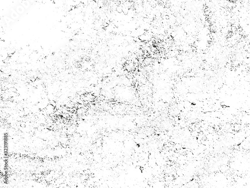 Fotografie, Obraz Distressed overlay texture of cracked concrete