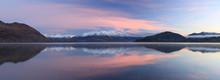 Mountain Reflection In Lake Wa...
