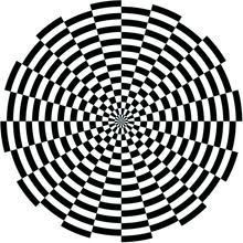 OP ART - Geometric Optical Ill...