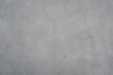 Texture Of A Smooth Gray Concrete Wall As A Background
