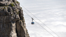Table Mountain Cable Car Above...