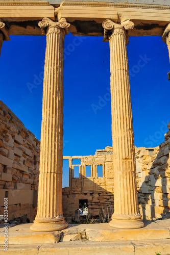 Fototapety, obrazy: Athens Acropolis