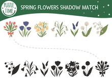 Shadow Matching Activity For C...
