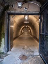 Tunel Gric In Upper Town Tourist Area Of Zagreb, Croatia