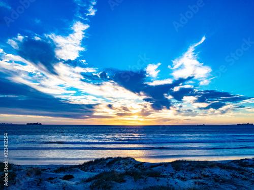Fototapeta atlantic sky obraz na płótnie
