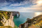 Nature has carved fabulous shapes out of the white cliffs at Etretat.The extraordinary site drew Impressionist painters aplenty.