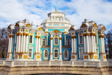 Hermitage Pavilion In The Tsar...