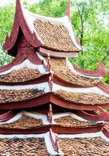 Chinese-Thai Style Pavilion