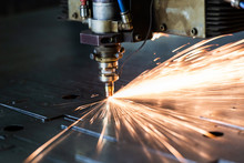 Laser Cutting Process With A S...
