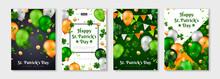 Saint Patrick's Day Posters Se...