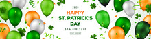 Saint Patrick's Day Horizontal...