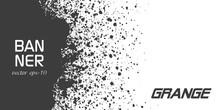 Grunge Splatter Vector .Explos...