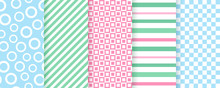 Scrapbook Background. Vector. ...