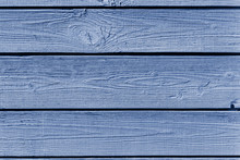 The Texture Of Natural Wooden Boards Tinted In Classic Blue. Backdrop Textured Effect, Design