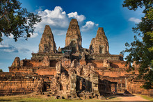 Pre Rup Temple Site Among The ...