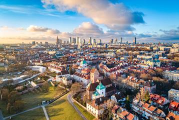 Fototapeta Warszawa Warszawa