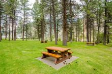 Beautiful Picnic Area At Thomp...