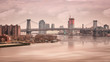 new york u.s.a pont landscape paysage bridge urbain