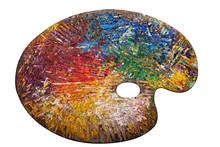 Paint Palette For Artists