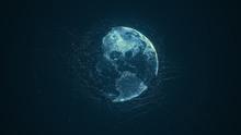 Digital Data Globe - Abstract ...