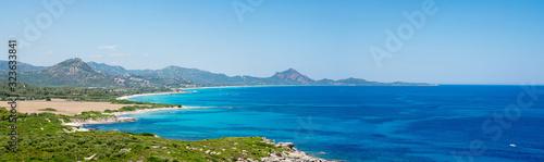 Photo Sardinia Panoramic Landscape