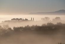 Tuscany In December