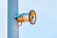Street Loudspeaker Megaphone M...