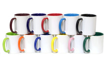 Colored Cups For Sublimation P...