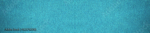 Colorful fabric texture, azure blue clothing fragment pattern background Canvas Print