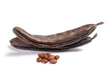 Carobs Pod With Beans