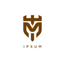 M T TM MT Logo Letter Logotype...