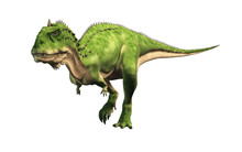 Majungasaurus Was A Carnivorou...