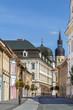 Street in Trnava, Slovakia