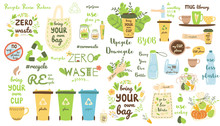 Zero Waste Elements Set Recycl...