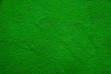 Texture Of Bright Green Crumpl...