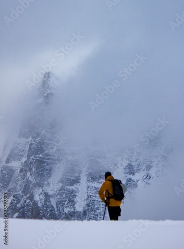 Photo Backcountry Ski Touring