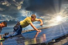 Installing Solar Photovoltaic ...