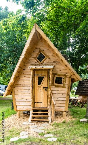 Fotografie, Obraz Tiny House