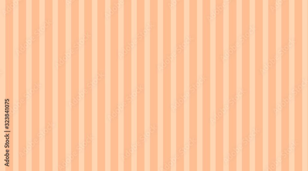 Fototapeta Background template with orange striped