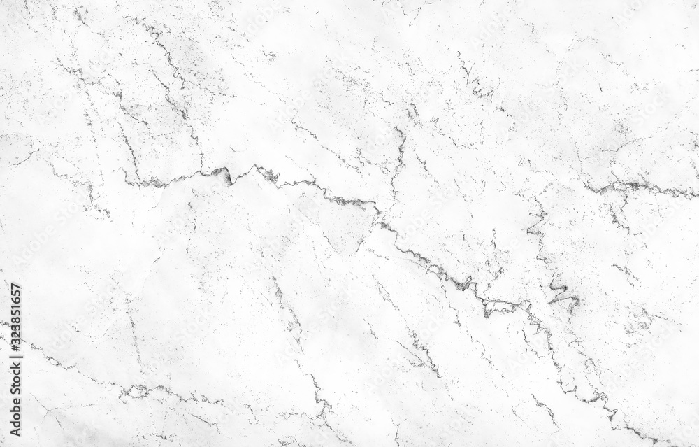 White marble skin and line curly vein patterns background