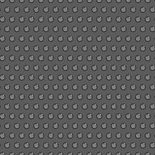 Drops On Gray Surface. Circle ...