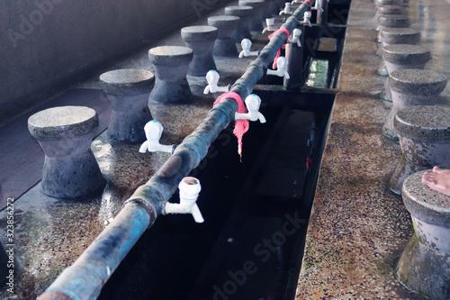 Muslim Ablution for Pray Fototapet