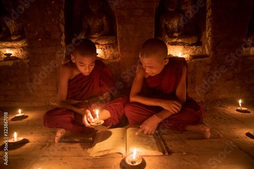 Prayer By Candlelight, Bagan Принти на полотні