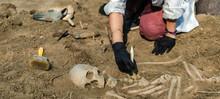 Archaeology – Exhumation Of .