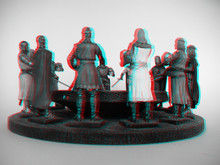 3D, Anaglyph, Stereographic, T...